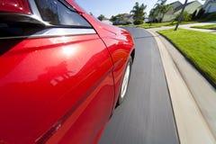 автомобиля управлять скорость Стоковая Фотография