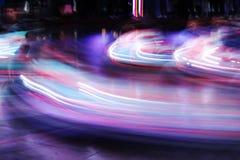 Автомобили бампера Стоковые Фото