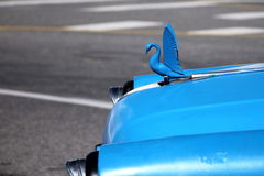 Автомобили Гаваны старые Стоковое Изображение RF