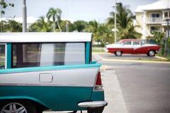 автомобили классицистические Стоковое фото RF
