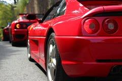 Автомобили спорт Стоковое Изображение