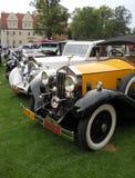 автомобили старые Стоковое Изображение RF