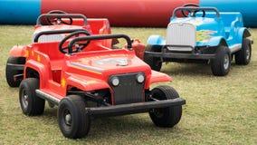 автомобили электрические Стоковое фото RF