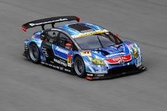 Автомобили Японии супер GT Стоковое Изображение RF