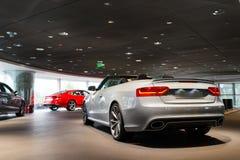 Автомобили для продажи Стоковое фото RF