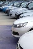 Автомобили Стоковая Фотография RF