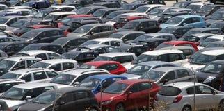 Автомобили 012 Стоковое Изображение