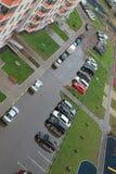 автомобили Стоковое Изображение RF
