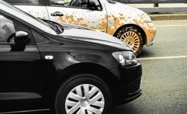 автомобили стоковое изображение
