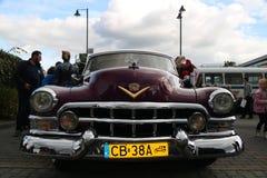 Автомобили Myslowice Польша 2015r ралли VI Стоковое Фото
