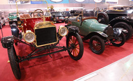 Автомобили Oldtimer Стоковое фото RF