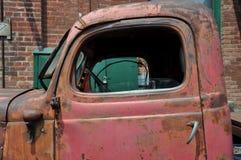 Автомобильная дверь Стоковое Фото