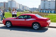 Автомобильная выставка Стоковые Изображения RF
