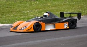 автомобильная гонка Стоковое фото RF