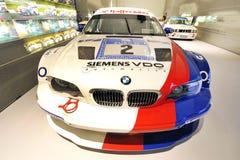 автомобильная гонка bmw Стоковое Изображение RF