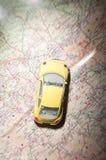 Автомобильное путешествие моды Стоковая Фотография