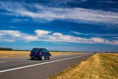 Автомобильное путешествие Стоковые Изображения