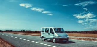 Автомобильное путешествие Стоковые Фото
