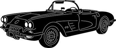 Автомобильное Detailed-01 Стоковое фото RF