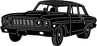 Автомобильное Detailed-13 Стоковая Фотография RF