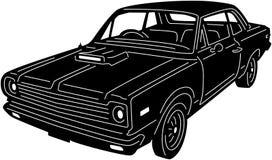 Автомобильное Detailed-16 Стоковое фото RF