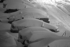 Автомобильный парк Стоковое фото RF