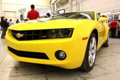 Автомобильн-выставка Стоковое Фото