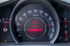 Автомобиль датчиков Стоковые Фотографии RF