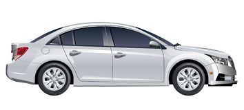 Автомобиль вектора иллюстрация штока
