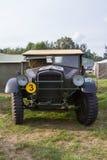 Автомобиль великобританской армии Стоковая Фотография RF