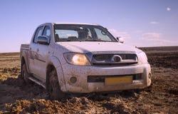 Автомобиль вся местность Стоковые Фотографии RF