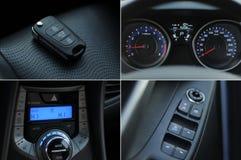 Автомобиль в деталях Стоковые Изображения RF