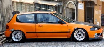 Автомобиль гонщика Стоковое Изображение RF
