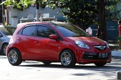 Автомобиль города Стоковое Изображение RF