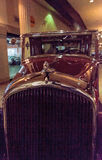Автомобиль 1932 городка Плимута Стоковая Фотография RF