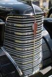 Автомобиль гриля классический американский Стоковая Фотография RF