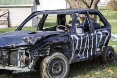 Автомобиль Дерби Стоковая Фотография