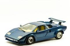 Автомобиль игрушки ребенк Стоковая Фотография