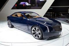 Автомобиль Кадиллака Elmiraj стоковая фотография rf