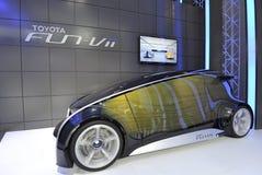 Автомобиль концепции потехи VII Тойота Стоковое Фото