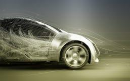 Автомобиль концепции Стоковая Фотография RF