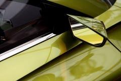Автомобиль концепции DS e напряженный роскошный Стоковая Фотография