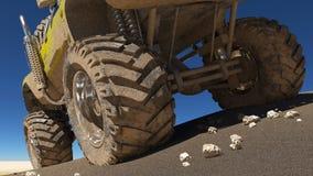 Автомобиль колесный вездеход стоковые изображения rf