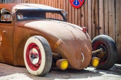 Автомобиль крысы Стоковые Изображения
