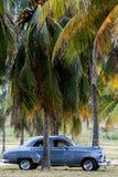 автомобиль Куба старая Стоковые Изображения