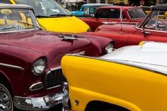 автомобиль Куба старая Стоковые Изображения RF