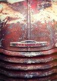 Автомобиль классики Шевроле Стоковые Изображения