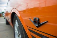 Автомобиль классики V8 Стоковая Фотография