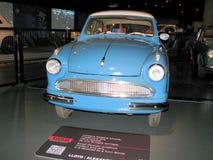 Автомобиль Ллойд, показанный на Национальном музее автомобилей Стоковые Изображения