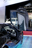 Автомобиль нововведения серии I8 BMW Стоковые Изображения